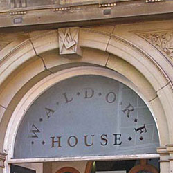 Waldorf House The Original Freemasons Hall Manchester
